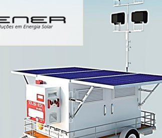 Carrinho solar