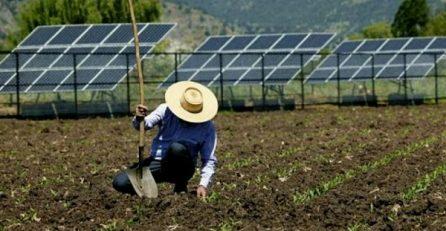 Programa incentiva pequenos agricultores a gerarem energia eólica e solar
